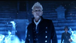 Image result for johnny depp  in fantastic beasts the crimes of grindelwald